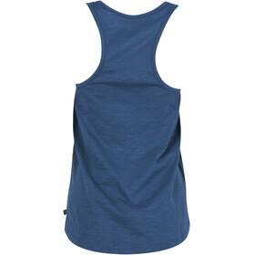 United By Blue Cascades - Haut sans manches Femme - bleu